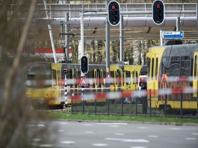 Dutch tram shooting: Police arrest man suspected of opening fire on tram