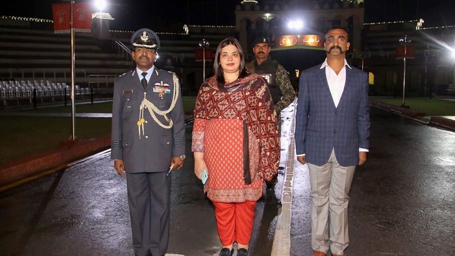 'Good to be back': IAF pilot Abhinandan Varthaman on Indian soil after 58 hours in Pak Army custody