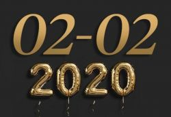 Today's date 02-02-2020 is a rare palindrome happening after over 900 yrs