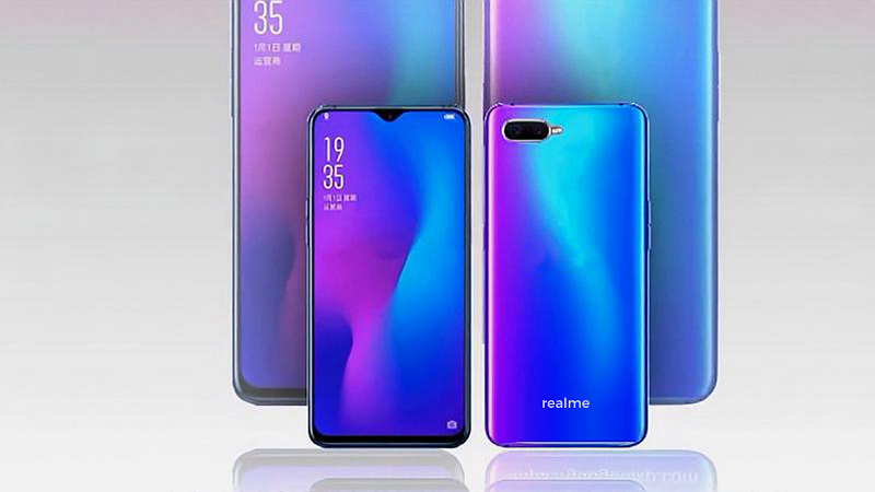Realme beats Xiaomi as Realme 3 becomes the top selling phone via online channels in March