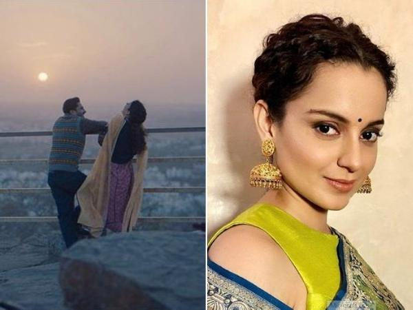 'Panga' First Look: Kangana-Jassie Share a Sweet Sunset Moment