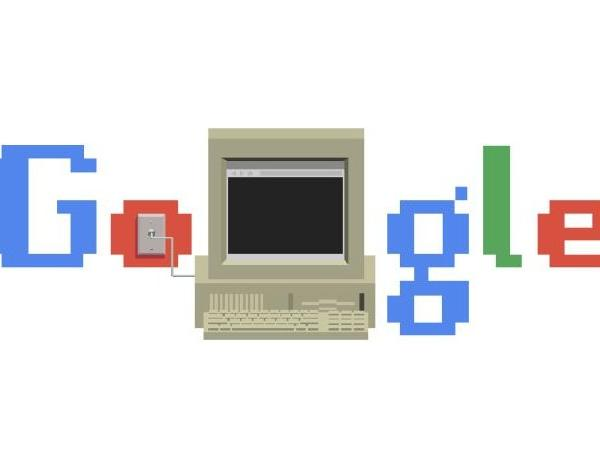 Google doodle marks 30th birthday of World Wide Web