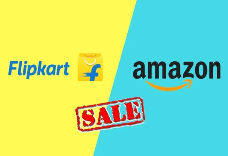 Amazon, Flipkart generate Rs 19,000 cr in festive sales, Flipkart takes lead