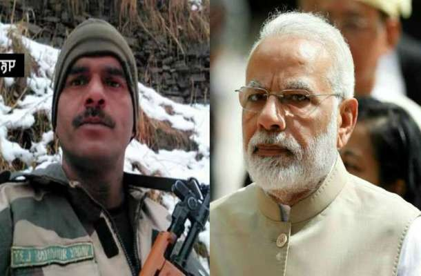 Lok Sabha Election 2019 : EC rejects ex-BSF jawan Tej Bahadur Yadav's nomination from Varanasi