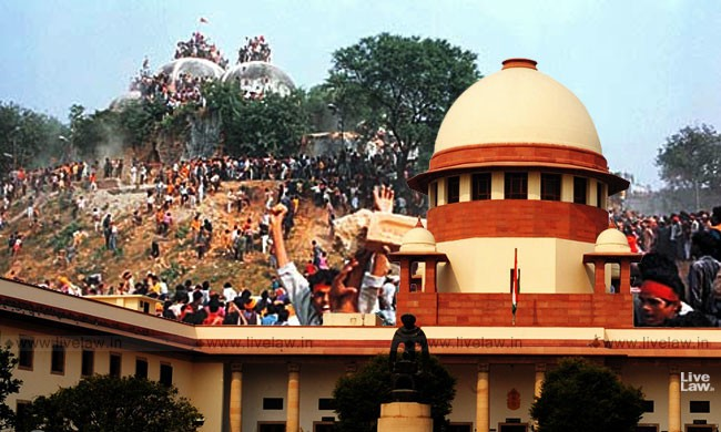 Ayodhya title case: Supreme Court order on mediation likely tomorrow