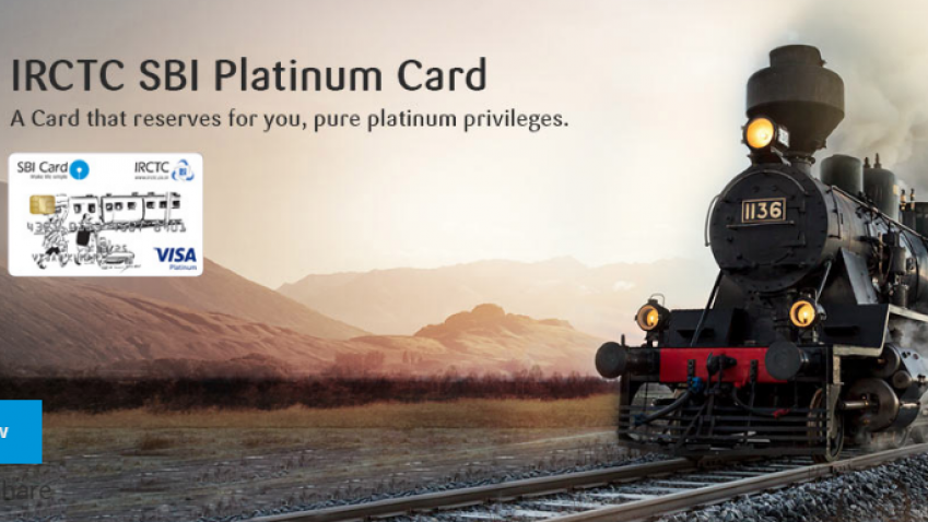IRCTC SBI Platinum Card Offers Discount, Cashback On Ticket Bookings