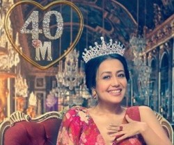 It's 40 Million Fans Following And Counting For Neha Kakkar