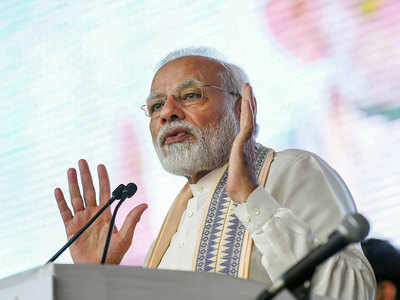 At Bengal rally, Prime Minister Narendra Modi attacks Mamata