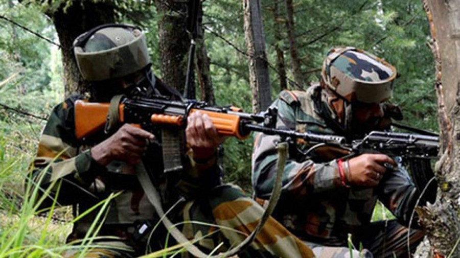 Pakistan violates ceasefire in Jammu and Kashmir's Uri sector, civilian injured