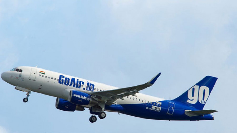 GoAir launches flight services connecting Kannur to Abu Dhabi