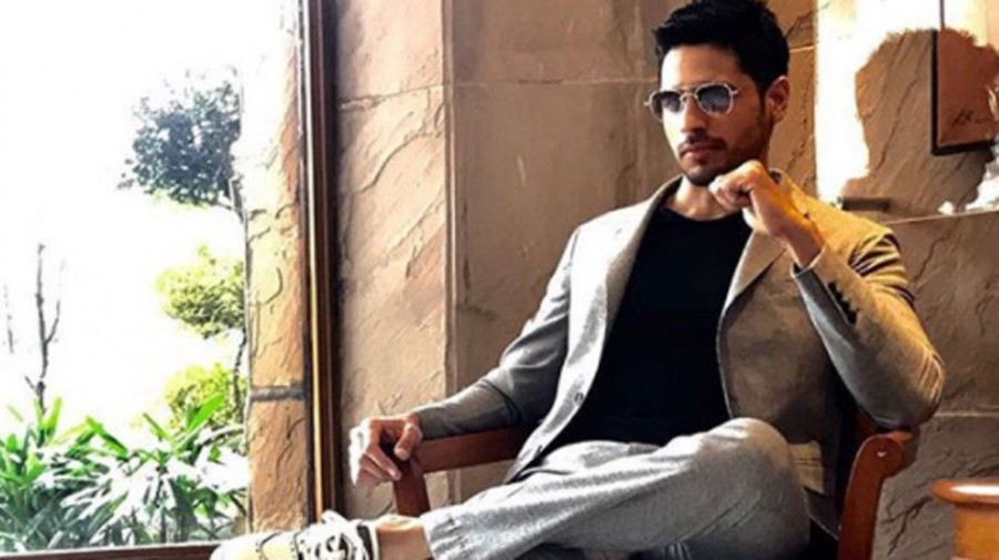 It's a wrap for Sidharth Malhotra-starrer 'Marjaavaan'