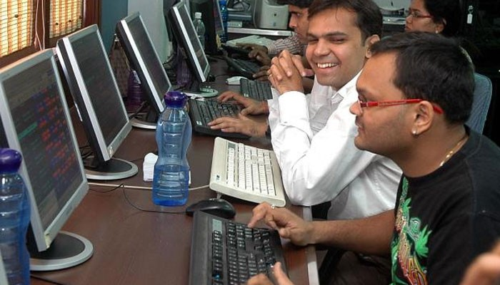 Sensex rises over 320 points, Nifty gains past 11,500