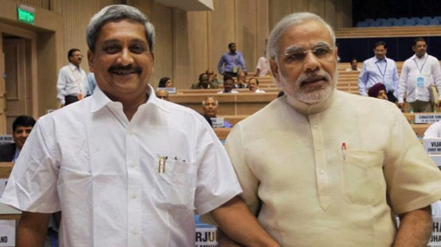 Manohar Parrikar to be accorded state funeral, Narendra Modi to reach Goa by 1:30 pm today