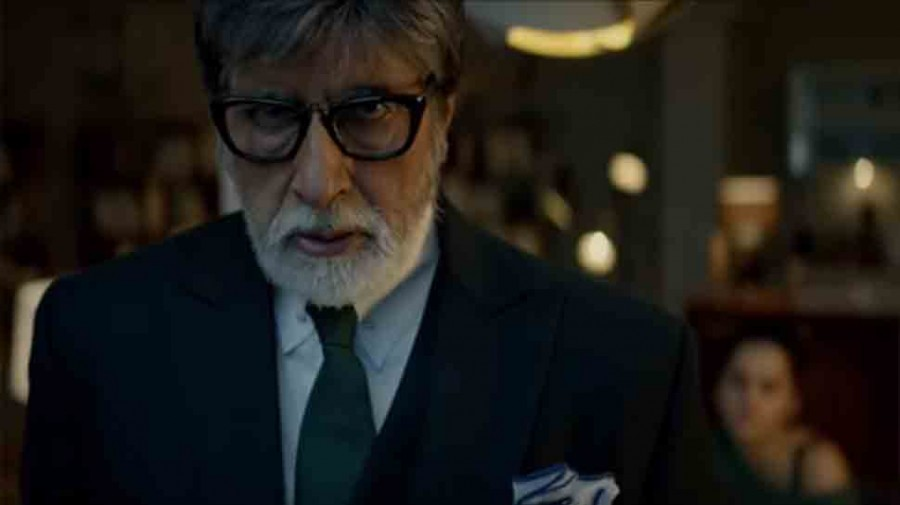 Amitabh Bachchan-Taapsee Pannu starrer Badla mints over Rs 67 crore