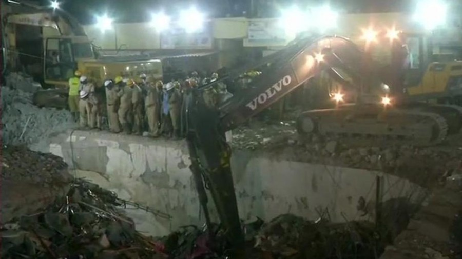 Dharwad building collapse: 15 dead, rescue operations continue after 72 hours