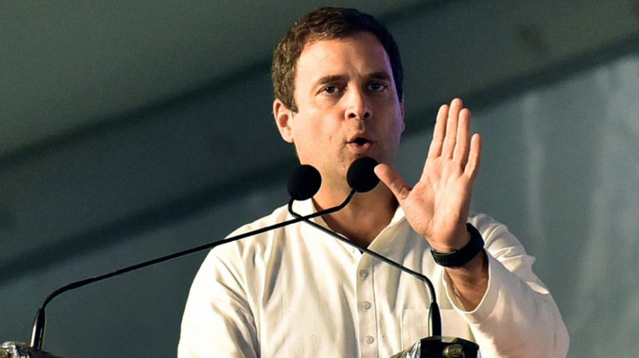 Lok Sabha election, Congress chief Rahul Gandhi to hold his first poll rally in Bihar's Purnea Today