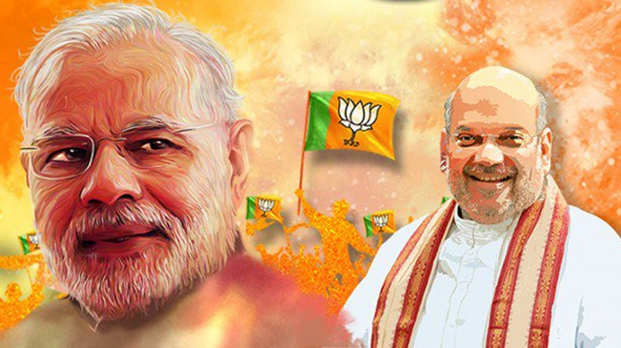 BJP's sankalp patra lists out '75 Milestones for India @ 75'