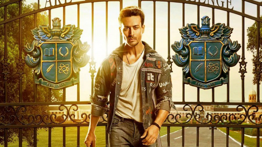 Tiger Shroff ready to 'take the challenge' in 'Student Of The Year 2'