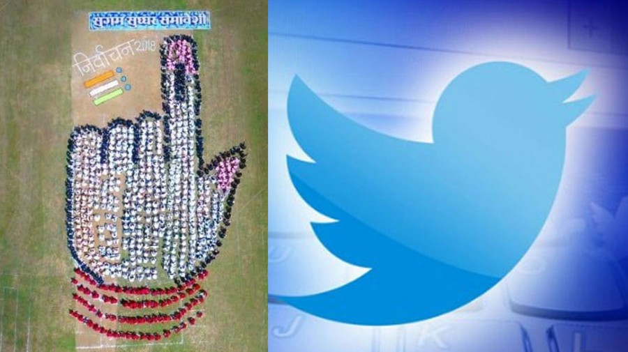 Twitter buzzes with 1.2 million tweets on Lok Sabha election on first day of polling