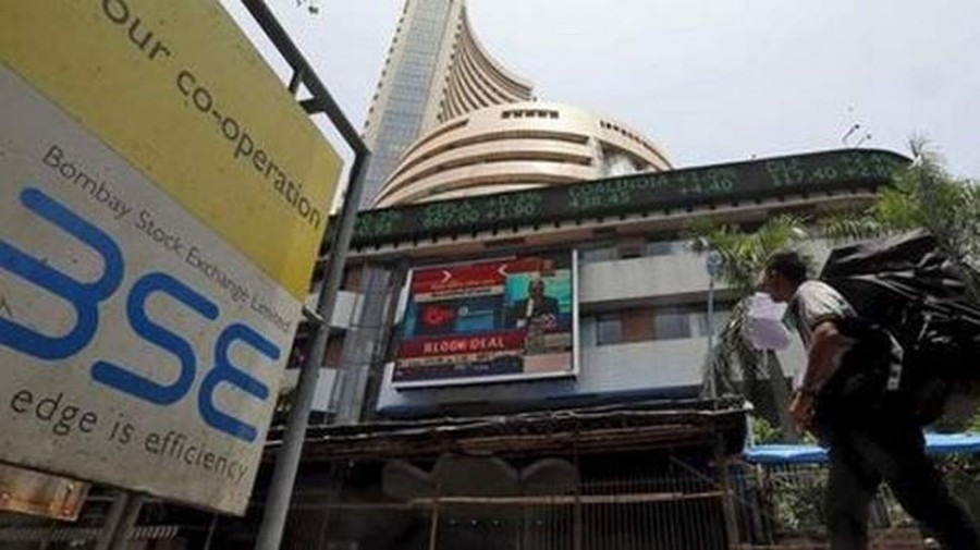 Sensex jumps over 200 points, Nifty rises above 11,700