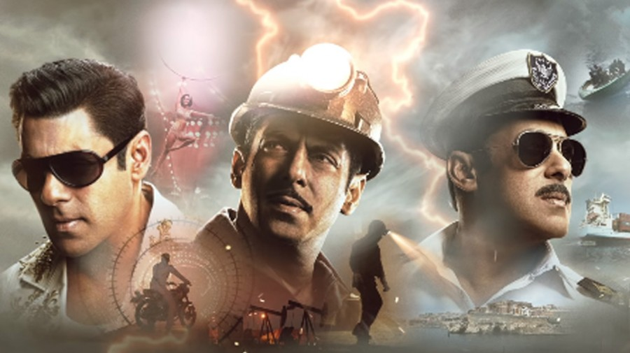 Bharat motion poster: Salman Khan looks ruggedly handsome in different avatars