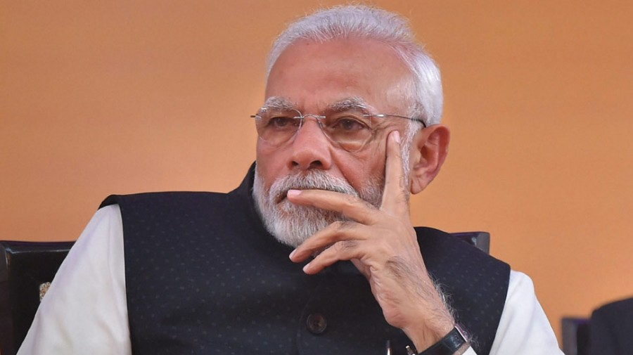 Lok Sabha election: PM Narendra Modi will file his nomination from Varanasi constituency today