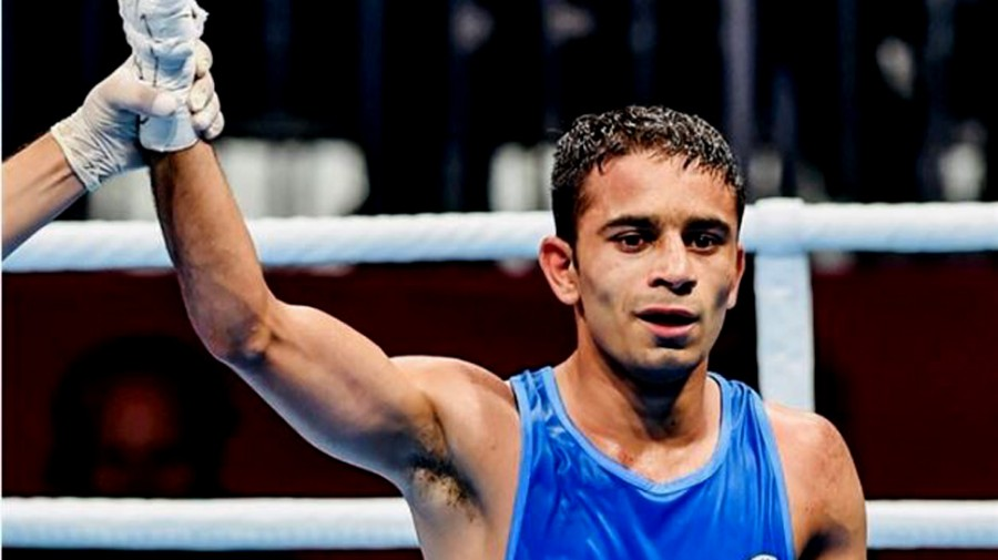 Amit Panghal hands India its first gold at 2019 Asian Boxing Championships