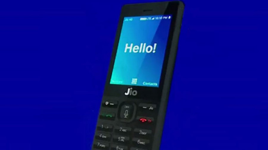JioPhone leads feature phone market in India