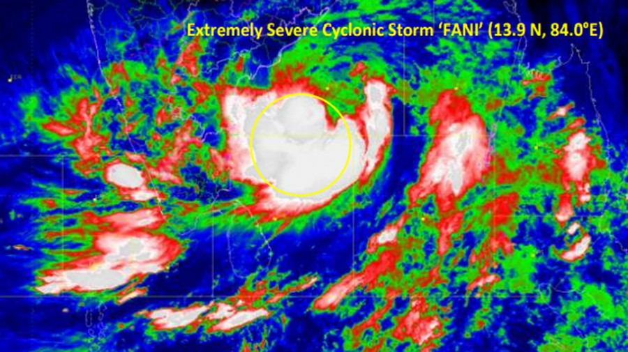 Cyclone Fani : 74 trains cancelled in Odisha; exams at two universities postponed