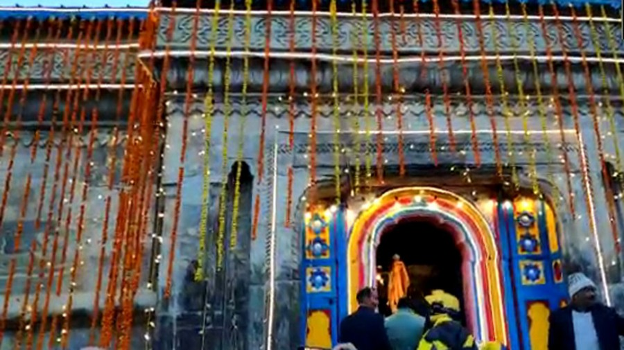 Char Dham Yatra: Kedarnath doors opened for public on May 9 Today