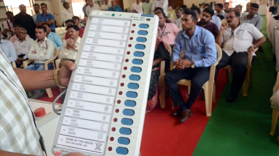Telangana civic polls underway today: 6,146 candidates in the fray
