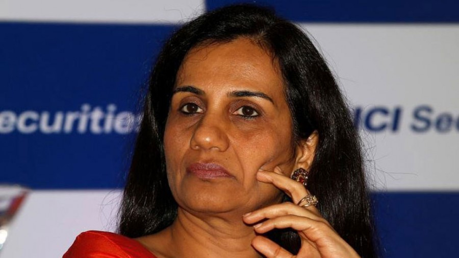 Chanda Kochhar appears before ED in ICICI-Videocon bank loan case