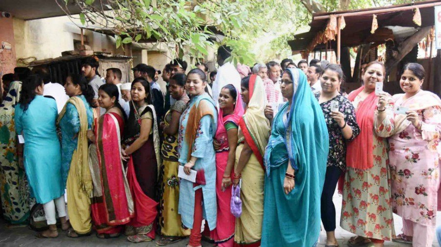 Lok Sabha Election 2019: Exit poll predicts win for BJP in Madhya Pradesh, Chhattisgarh & Rajasthan
