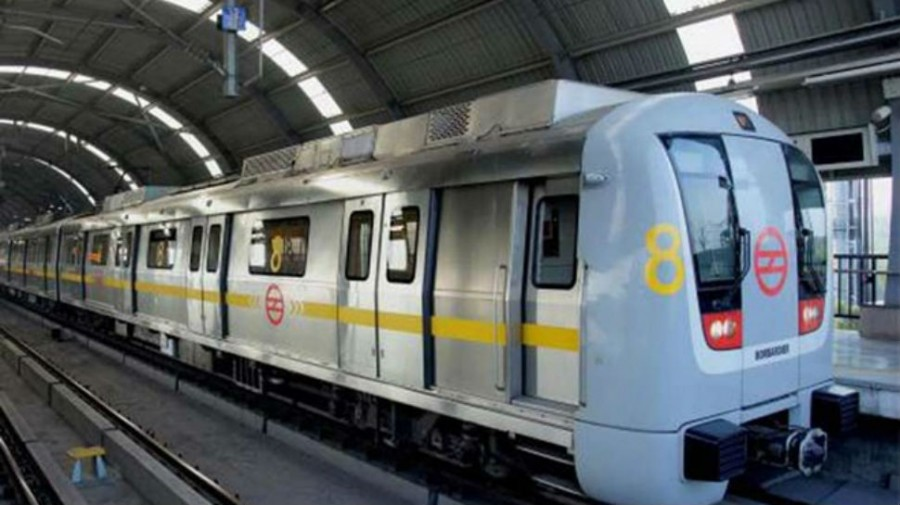 Delhi Metro services hampered, no trains running between Sultanpur and Qutub Minar stations