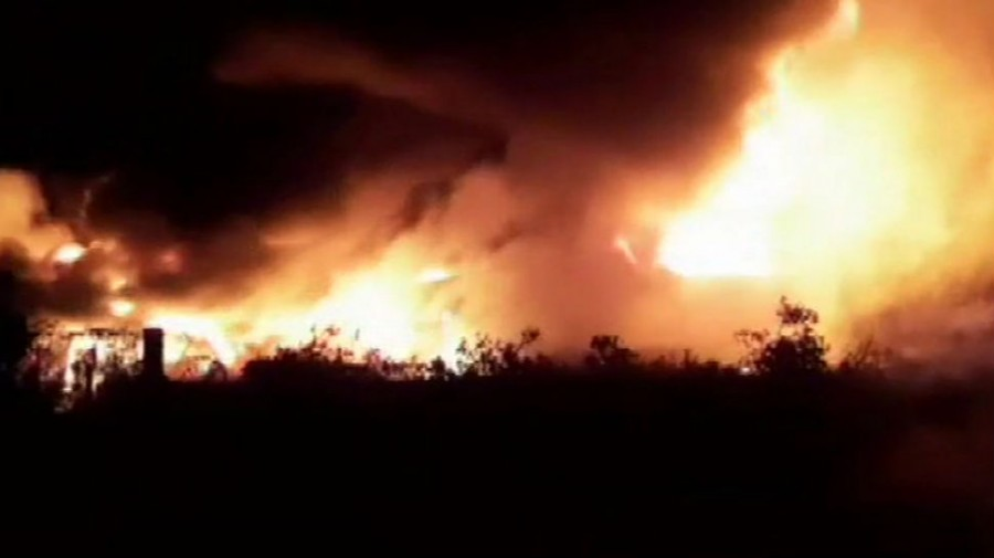 Fire breaks out at chemical factory in Gujarat's Valsad, 8 fire tenders at spot