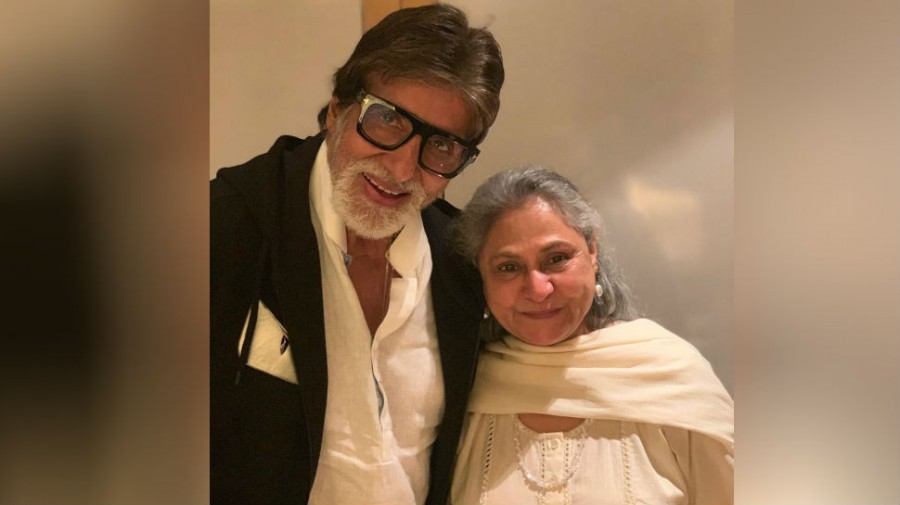 On Amitabh Bachchan and Jaya Bachchan's 46th anniversary, Abhishek's loved-up post for 'parental'