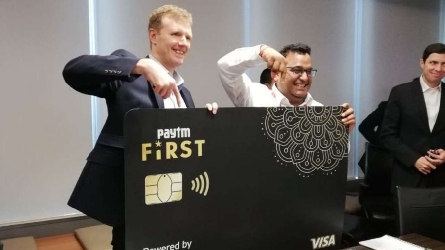 Citi Ties up With Paytm to Launch Co-Branded Credit Cards