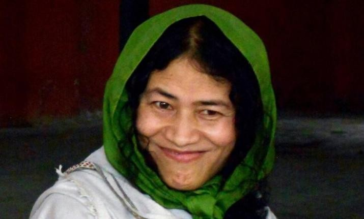 Iron Lady of Manipur Irom Sharmila gives birth to twins on Mother's Day