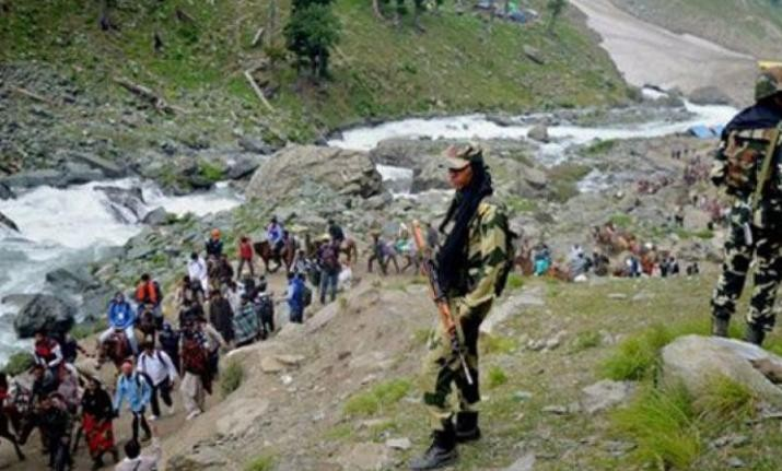 Registration for annual Amarnath Yatra begins from Tuesday