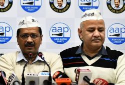 AAP releases list of candidates for Delhi polls, Kejriwal to contest from New Delhi