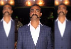 Abhinandan Varthaman most searched personality on Google in India in 2019