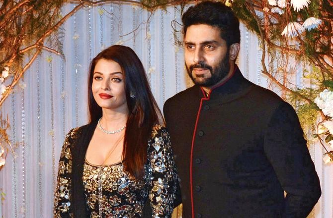 Abhishek Bachchan and Aishwarya Rai together for Sahir Ludhianvi biopic?