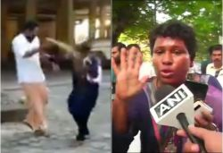Woman activist on her way to Sabarimala temple attacked with pepper spray