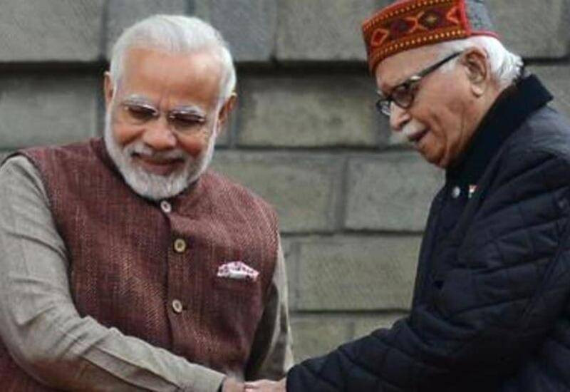 Not once compromised on core ideology: PM Modi on LK Advani's b'day