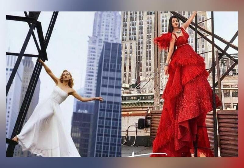 Aishwarya's photo accused of copying Kate Winslet's magazine cover