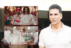 Police complaint filed against Akshay for Mocking Marathi Culture in Ad