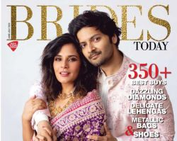 Alluring And In Love, Ali Fazal And Richa Chadda On Magazine Cover