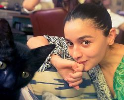 Alia Bhatt Introduces The Newest Bhatt, Juniper