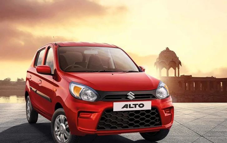 Maruti Suzuki Alto CNG Launched In India; Prices Start At Rs 4.11 Lakh