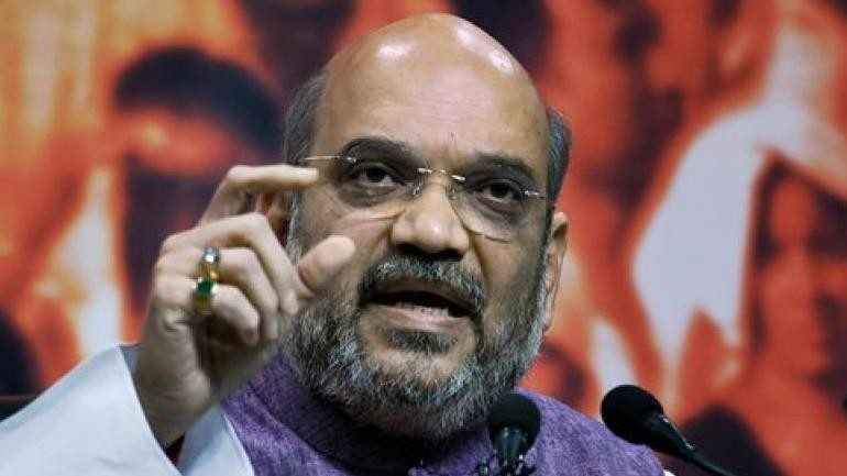 Lok Sabha Election : Amit Shah to address press conference at 11 am Today
